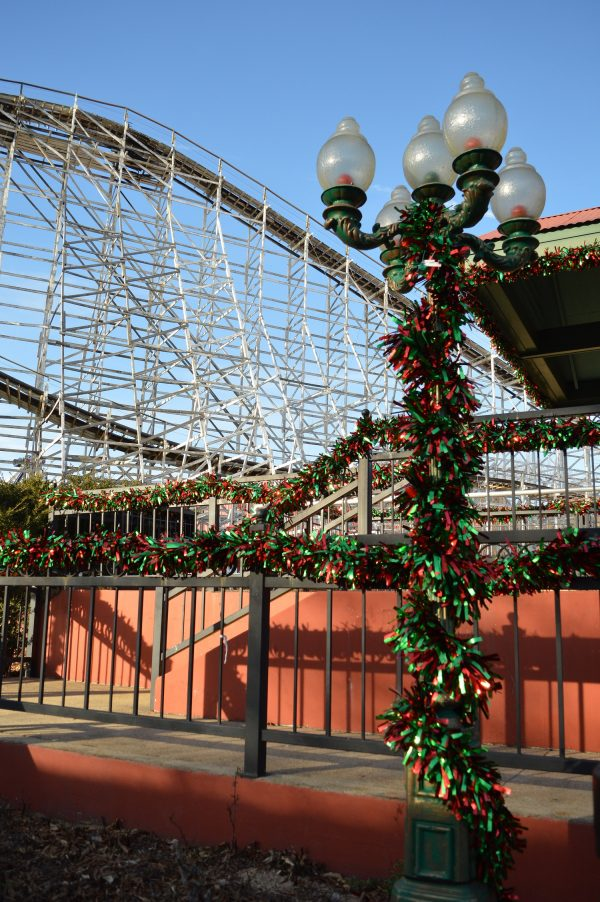Six Flags Holiday in the Park. (credit Anthony C. Hayes/BPE)