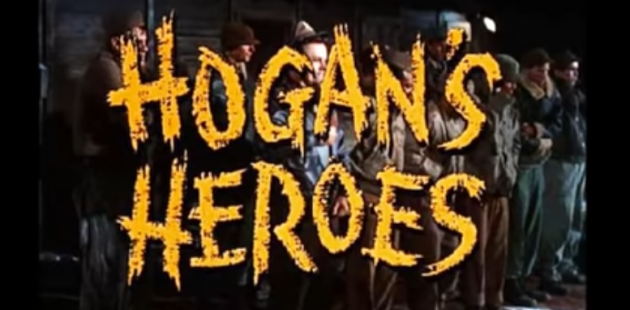 Peace and Laughter: Hogan's Heroes YouTube screenshot