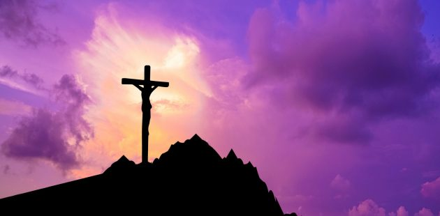 The crucifixtion of Christ was a blood sacrifice for our sins: Image by Briam Cute from Pixabay