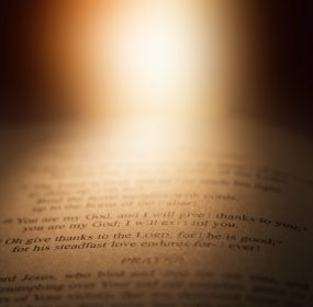 prayer and bible study are keys to revival. (Image by blenderfan from Pixabay)