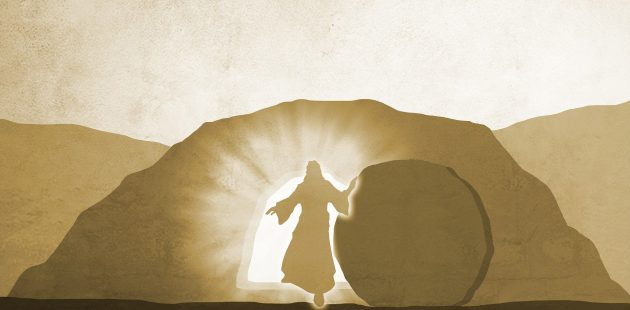 Resurrection of Jesus (Image by Jeff Jacobs from Pixabay)