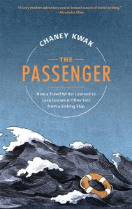 The Passenger book cover (Courtesy of Godine)