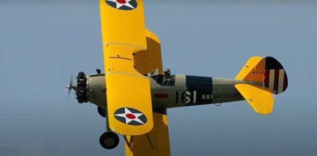 Boeing PT-17 Stearman (photo credit: John Lackey, Capital Wing member, Flyby Photography)