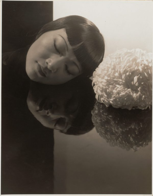 Women Behaving Badly: 400 Years of Power and Protest: Edward Steichen. Anna May Wong, New York.1930, printed 1940s. The Baltimore Museum of Art: Purchase with exchange funds from the Edward Joseph Gallagher III Memorial Collection; and partial gift of George H. Dalsheimer, Baltimore.BMA 1988.557. © The Estate of Edward Steichen/Artists Rights Society (ARS), New York