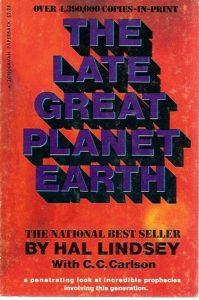 The Late Great Planet Earth book cover