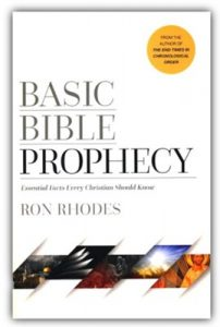 Ron Rhodes book Basic Bible Prophecy tackles subject like the Antichrist, End Times signs and the Mark of the Beast