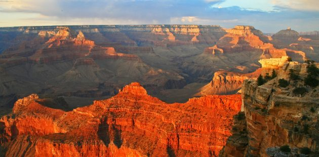 Grand Canyon: Image by Filio from Pixabay