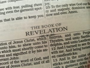 The book of Revelation tells us about the Mark of the Beast. (Image by James Nichols from Pixabay)