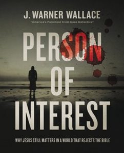 J. Warner Wallace Person of Interest book cover