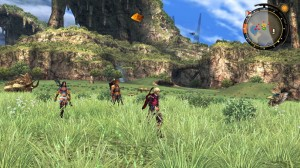 Xenoblade Chronicles looks great on the New 3DS. (from Gamestop