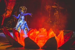 Cirque du Soleil visits Royal Farms Arena from June 8-12. (All photos courtesy of Jesse Faatz)