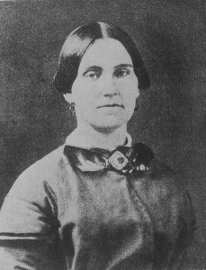 Mary Surratt (Wikimedia)
