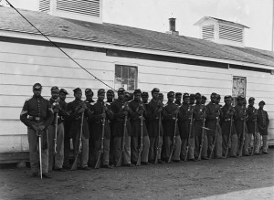 4th United States Colored Infantry (Wikimedia)