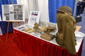 The commision was on hand at this years Air Force Association Convention. (Anthony C. Hayes)