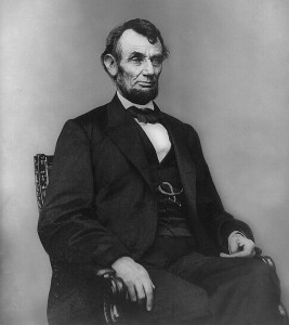 Abraham Lincoln (Matthew Brady)