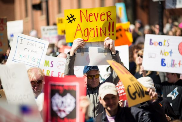 Annapolis Maryland March for Our Lives (credit Michael Jordan BPE)