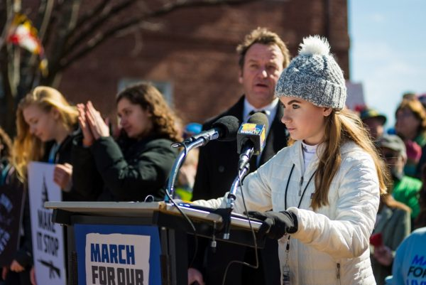 Annapolis Maryland March for Our Lives (credit Michael Jordan)