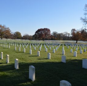 Armistice Day Nov. 11, 2018 at Baltimore National Cemetery (Anthony C. Hayes)