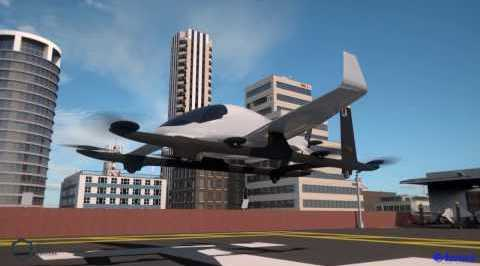 Aurora eVTOL has been selected by Uber for it's urban initiative.