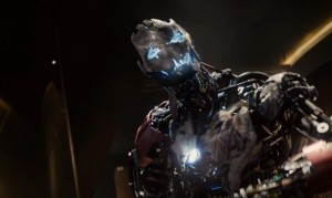 James Spader brings the bad guy to life in Avengers: Age of Ultron. (Marvel)