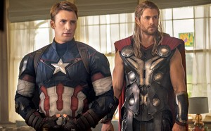 You can't have the Avengers without Captain America and Thor. (Marvel)
