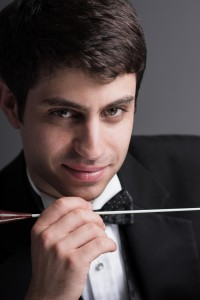 BSO Conductor Nicholas Hersh will lead this years concert. (Courtesy BSO)