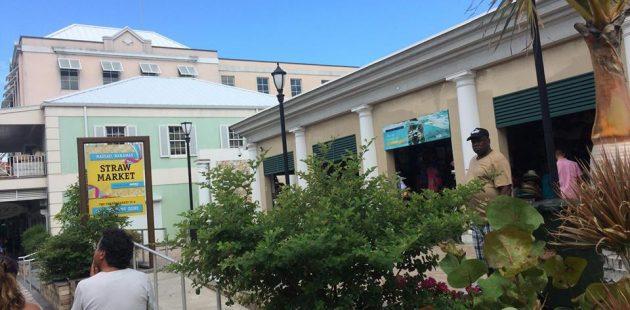 The Straw Market in the Bahamas credit Davida G. Breier