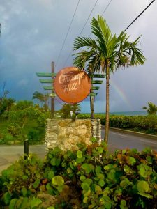 Orange Hill Beach Inn Nassau, Bahamas (Davida G. Breier)