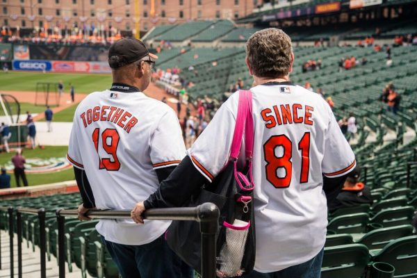 Baltimore Orioles Opening Day 2018 at Oriole Park at Camden Yards (credit Michael Jordan BPE)