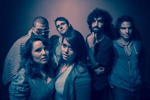 Boston based band Bent Knee. (Eric Freeman)