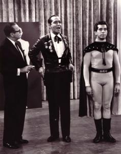 Bernie Kopell on The Jack Benny Show.