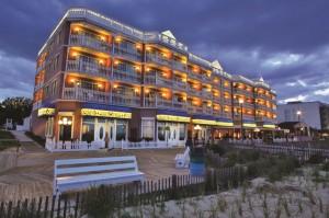 Boardwalk Plaza Hotel Beach Front