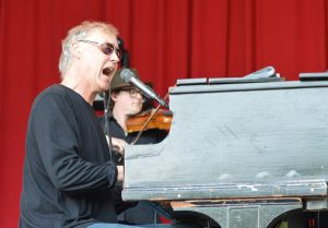 "Bruce Hornsby and his band The Noisemakers put on a fantastic late afternoon set on Saturday that featured ""Celestial Railroad,"" a song from his upcoming album ""Rehab Reunion"" due out in June."
