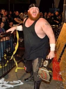 Heavyweight Champion Matt Tremont. (Chris Grasso)