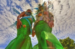 Yes, mermaids are real. (courtesy)