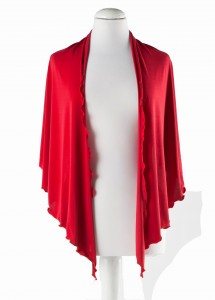 Chilly Jilly Wrap Red