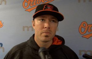 Orioles pitcher Chris Tillman
