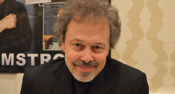 Curtis Armstrong at Monster Mania Con in Baltimore credit Anthony C. Hayes