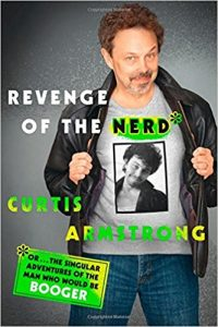 Curtis Armstrong bookcover Revenge of the Nerd