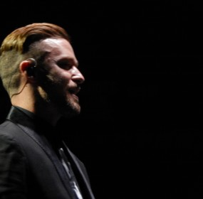 """Justin Timberlake's """"The 20/20 Experience"""" rocked the Baltimore Arena on July 14. (Jon Gallo)"""