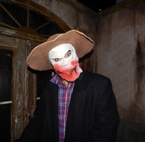 Welcome to Lusion Manor. I'm here to kill you. (Jon Gallo)