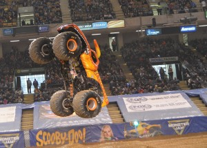 It's a bird, it's a plane - no, it's El Toro Loco.