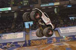 Cynthia Gauthier's Monster Mutt Dalmation is in seventh in the overall standings.