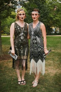 The Dardanella Great Gatsby Presidential Inaugural Ball will feature fashion from the 1020s. (credit Nishell Falcone)