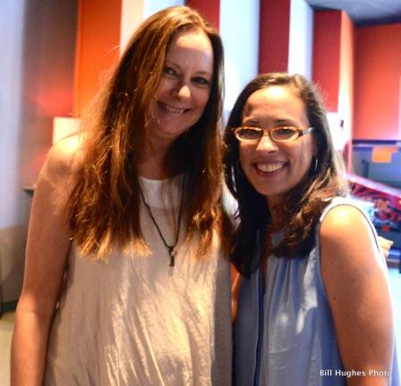 Deborah Rudacille (l) and Jennifer Mendelsohn (r)