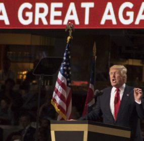 Donald Trump, Photo by Doug Christian/Baltimore Post Examiner