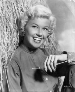 Doris Day in 1957