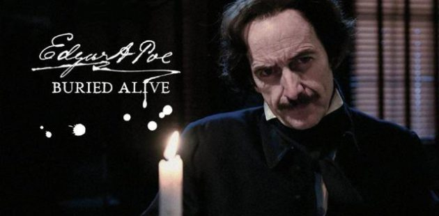 Image result for Edgar Allan Poe: Buried Alive