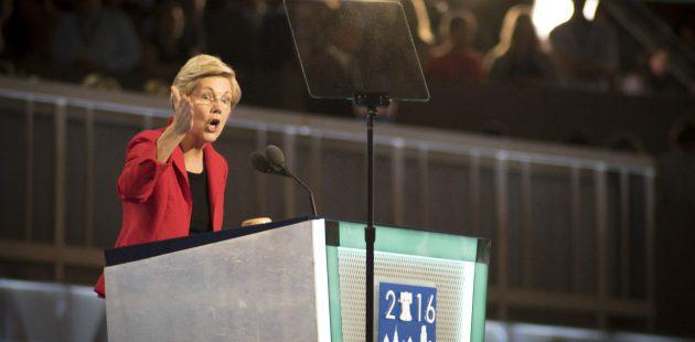 Elizabeth Warren, Photo by Doug Christian/BPE