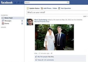 "Smyth Rules of Engagement: ""It's not official until it's Facebook official."""